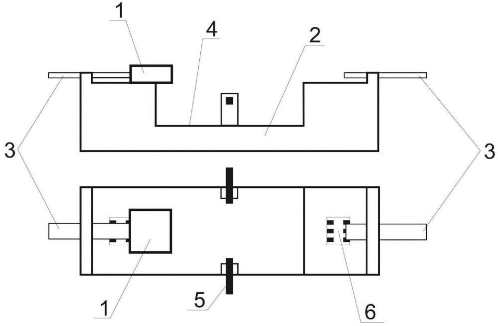 Способ автоматической замены батарей для транспортных устройств и устройство для его осуществления
