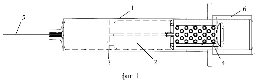 Одноразовый шприц
