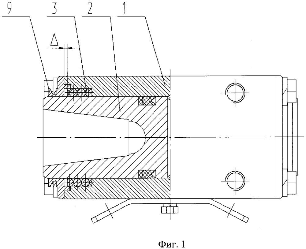 Устройство автоматической регулировки зазора между барабаном и тормозными накладками (варианты)