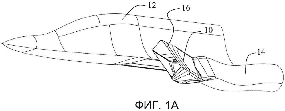 Сверхзвуковое входное устройство для реактивного двигателя воздушного летательного аппарата и способ поддержания присоединенного скачка уплотнения в таком устройстве