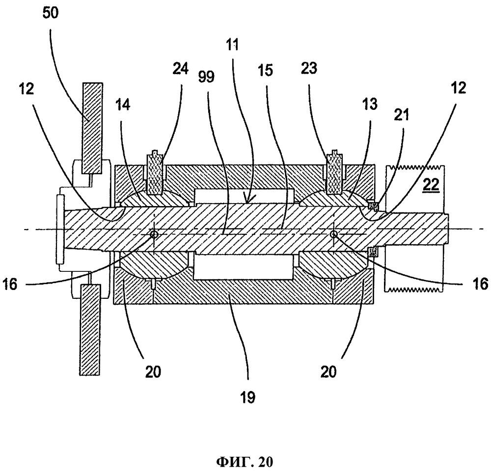 Позиционирование шпинделя с регулировкой микрометрической подачи и наклона оси его вращения