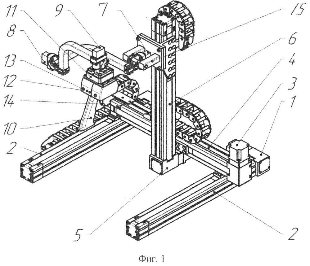 Способ управления исполнительным механизмом робота-манипулятора с силомоментной обратной связью и устройство для его осуществления