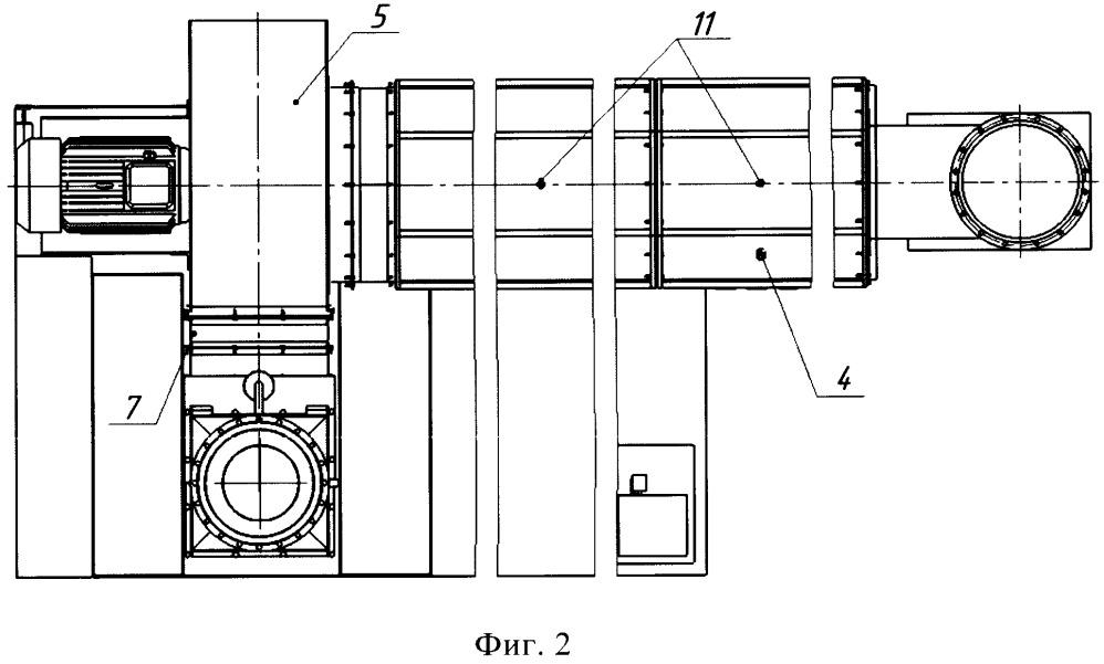 Стенд для проведения испытаний дыхательных и предохранительных клапанов резервуаров с нефтью и нефтепродуктами