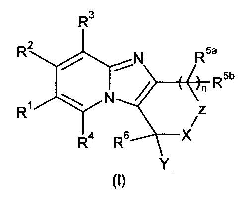 Конденсированные трициклические производные имидазола в качестве модуляторов активности tnf