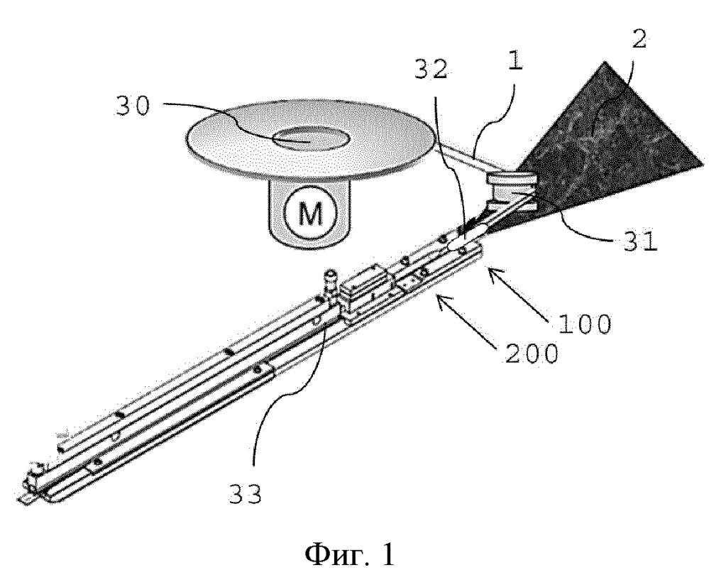 Способ изготовления индукционно нагреваемых табачных стержней