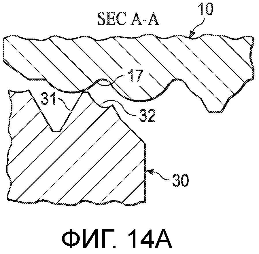 Способ исправления осевого рассогласования между охватывающим и охватываемым крепежными элементами