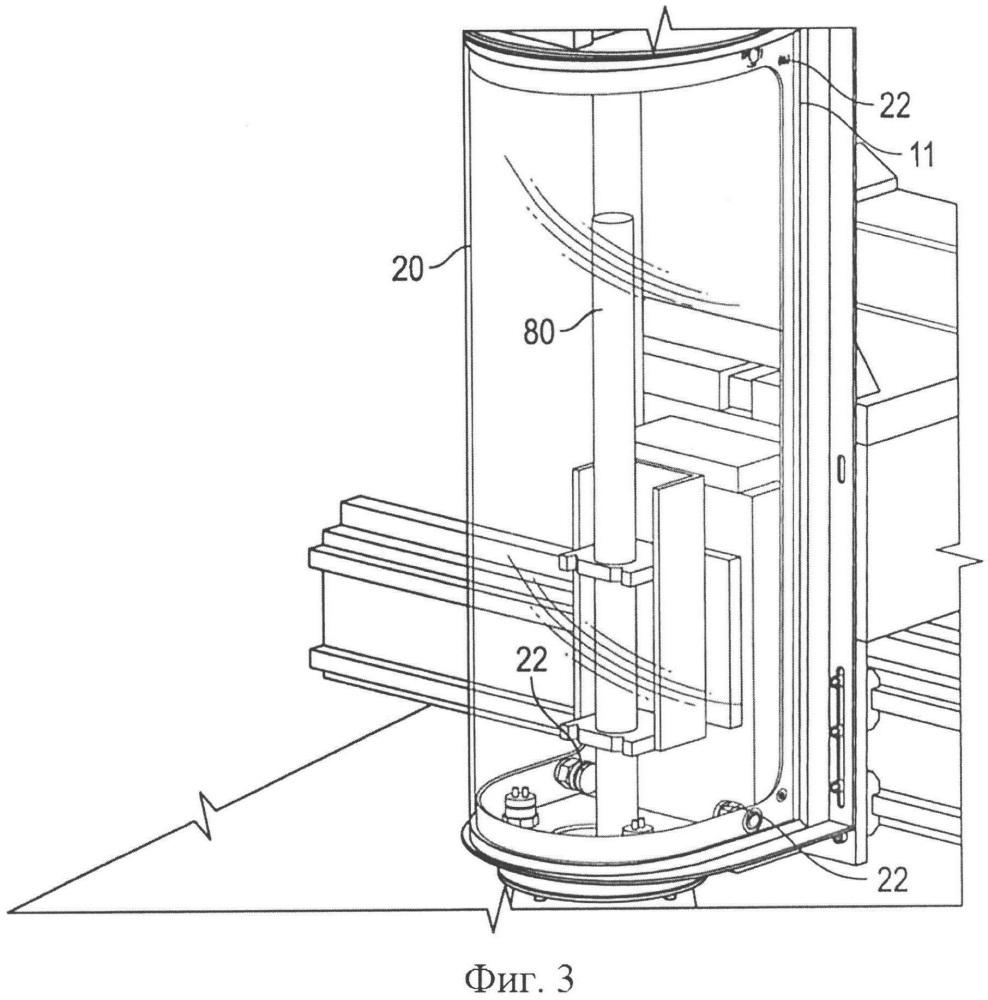 Система защиты машины для лазерной резки