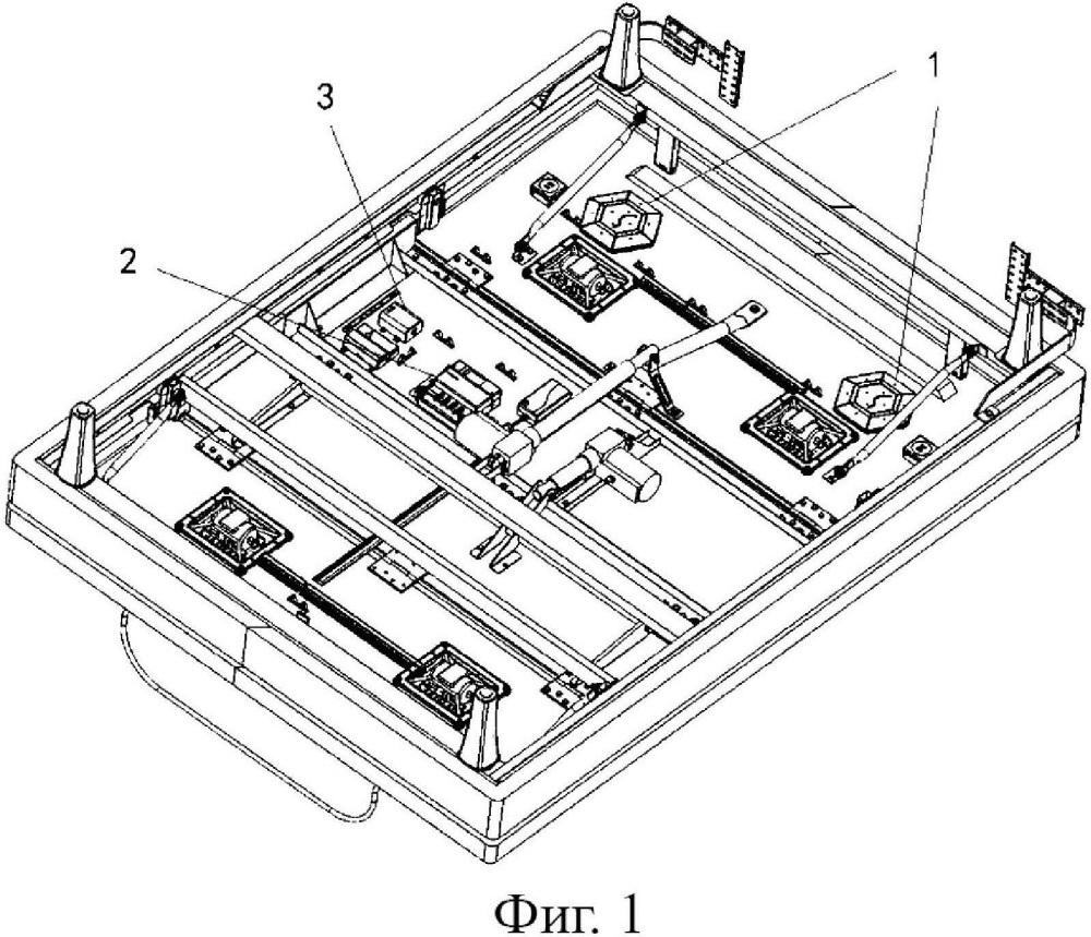 Система интеллектуальной электрической кровати