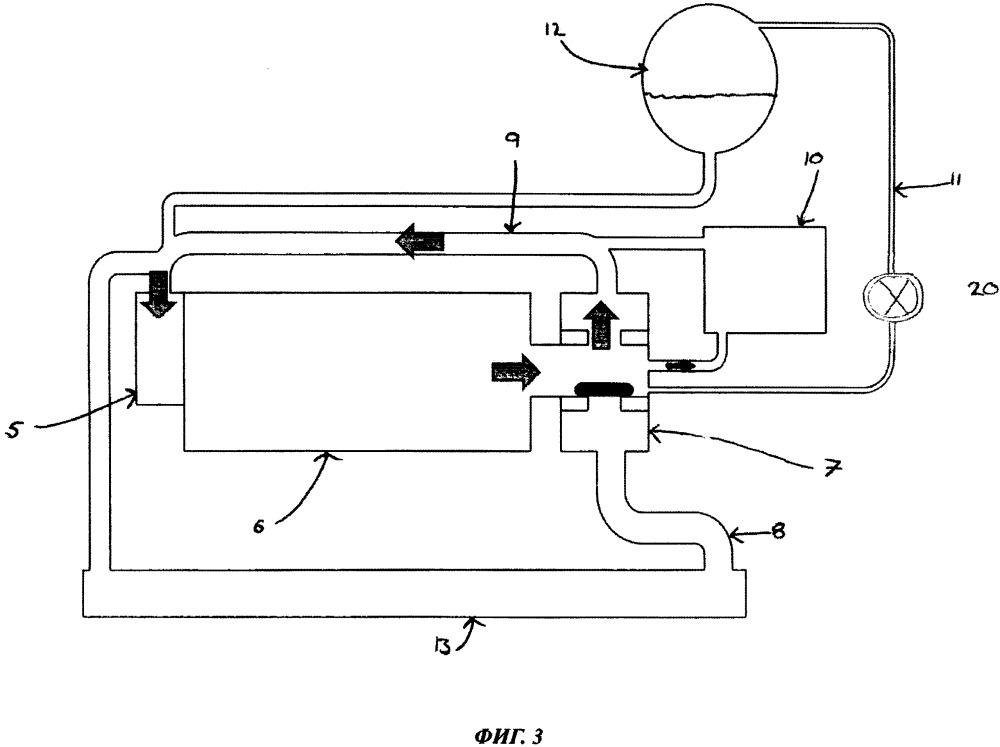 Система (варианты) и способ охлаждения двигателя внутреннего сгорания