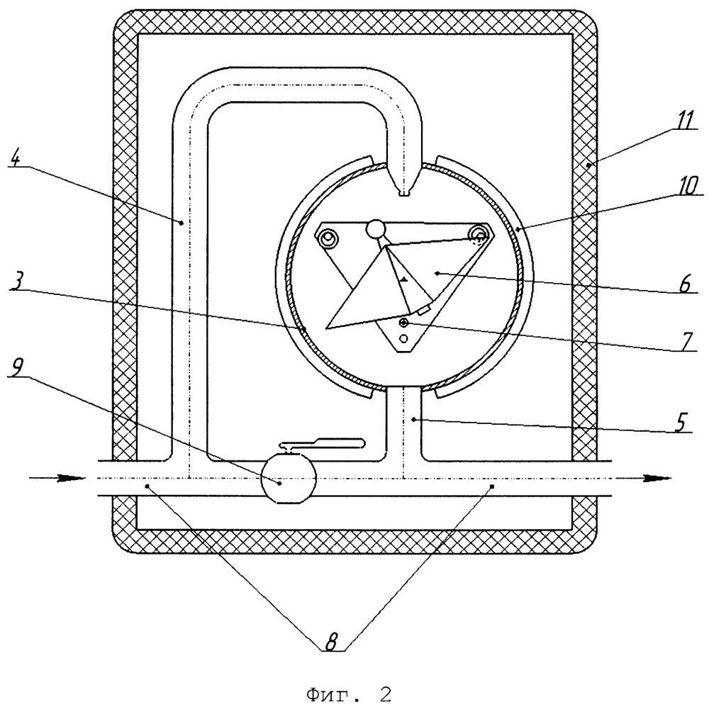 Способ и устройство очистки счётчика количества жидкости от асфальтосмолопарафиновых отложений