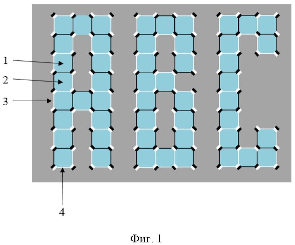 Способ представления графических объектов