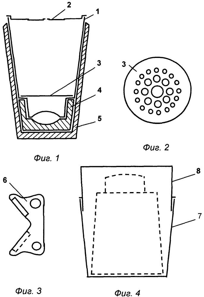 Способ и комплект для получения талой воды с пониженным содержанием солей