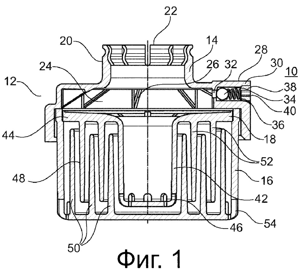 Глушитель шума для системы сжатого воздуха транспортного средства, в частности грузового автомобиля