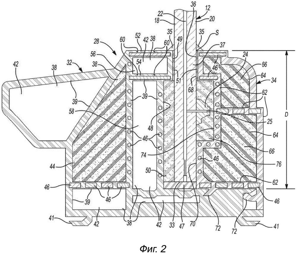 Система оконной рамы для вакуумного теплоизоляционного стеклопакета