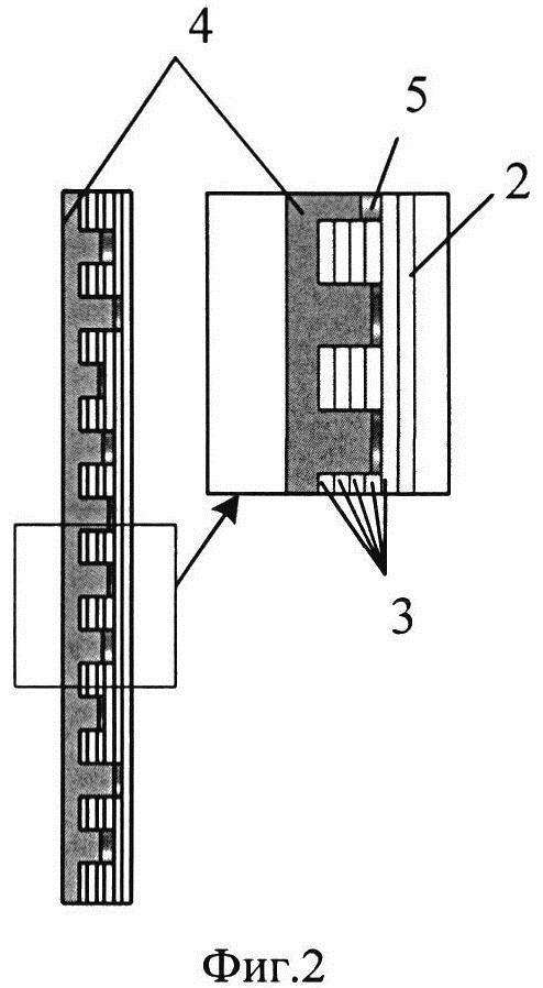 Волноводная отражательная антенная решетка