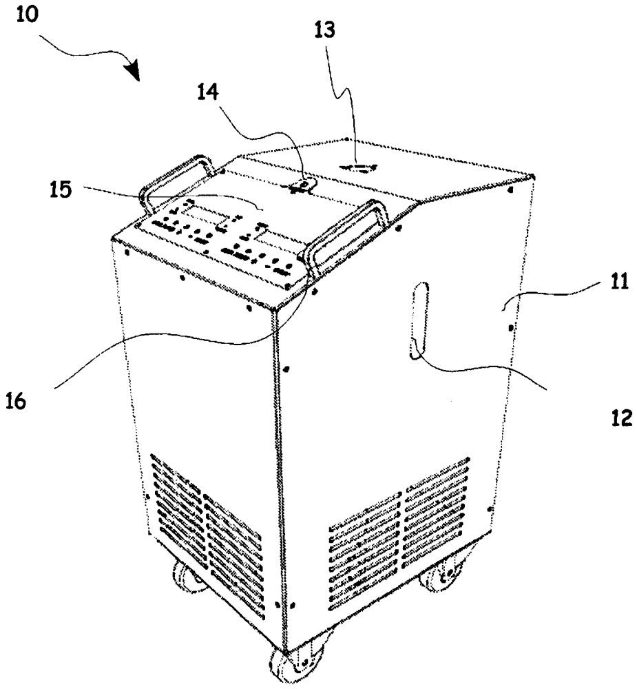 Система для удаления нагара из двигателя внутреннего сгорания