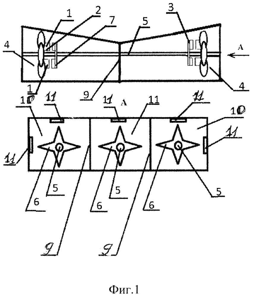 Локомотивный ветрогенератор