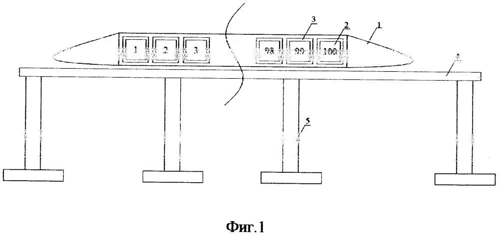 Транспортная система для перевозки крупнотоннажных контейнеров