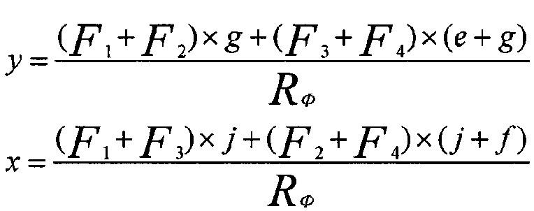 Тензометрическая навеска для измерения сопротивления грунтов копанию