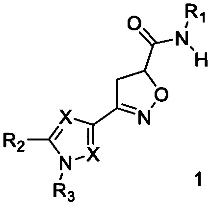 Карбоксамидные производные изоксазолина, способ их получения и применения для лечения воспалительных заболеваний