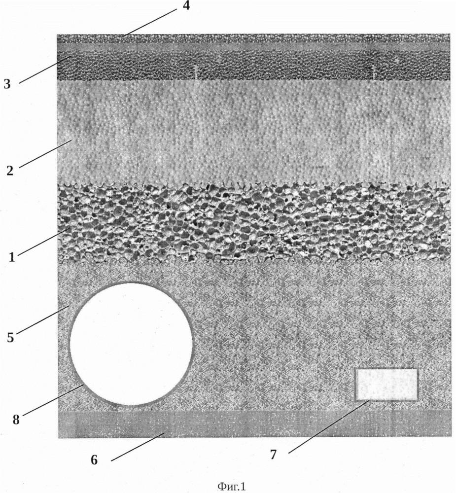 Энергоэффективная огнестойкая многослойная изолирующая панель