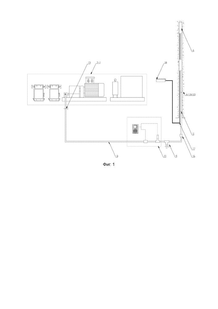 Способ и устройство управления участком обрушения верхней части угольного пласта за счет применения технологии импульсного гидравлического разрыва пласта