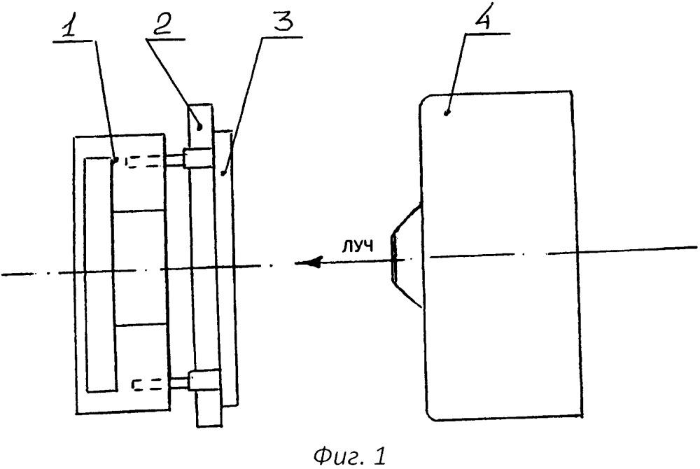 Способ измерения толщины донорской роговицы в ходе операции задней автоматизированной послойной кератопластики и устройство для его осуществления