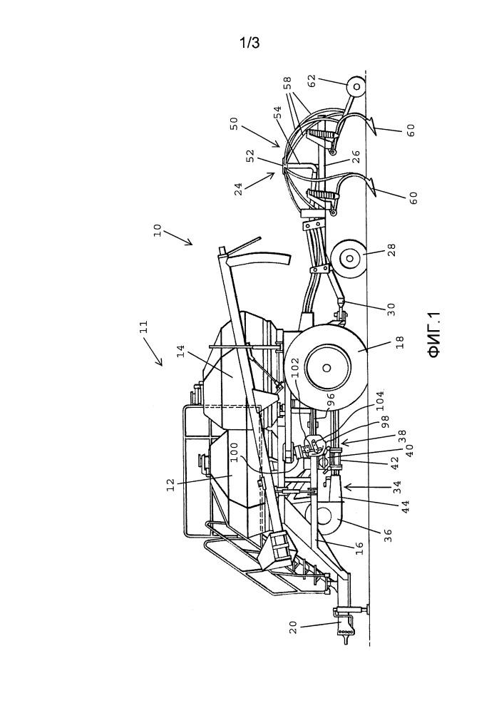 Система и способ калибровки дозатора распределяющей продукт машины