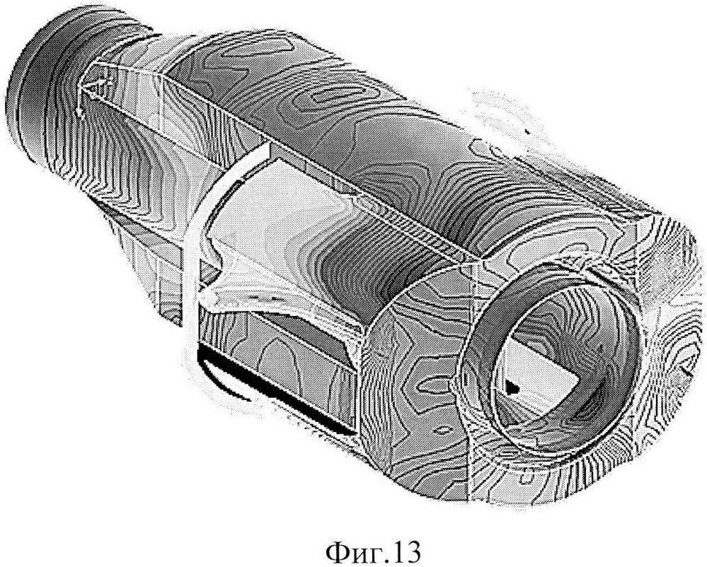 Наствольное газодинамическое устройство