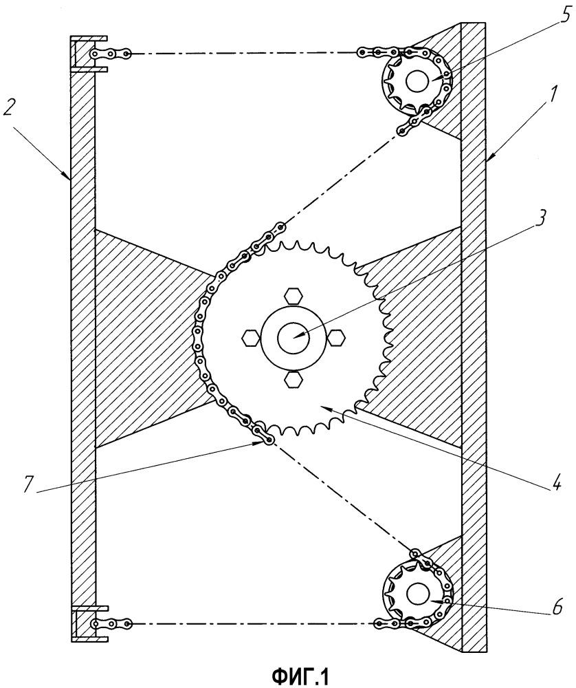 Рулевой модуль-сцепка