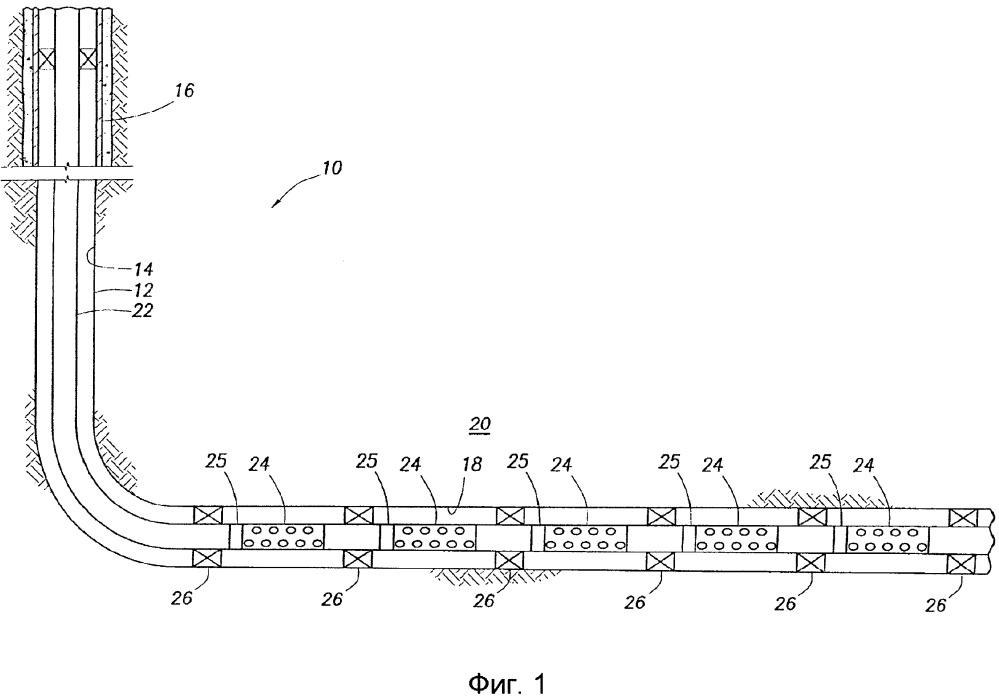 Скважинное устройство (варианты), устройство для регулирования потока и способ автономного направления потока флюида в подземный ствол скважины