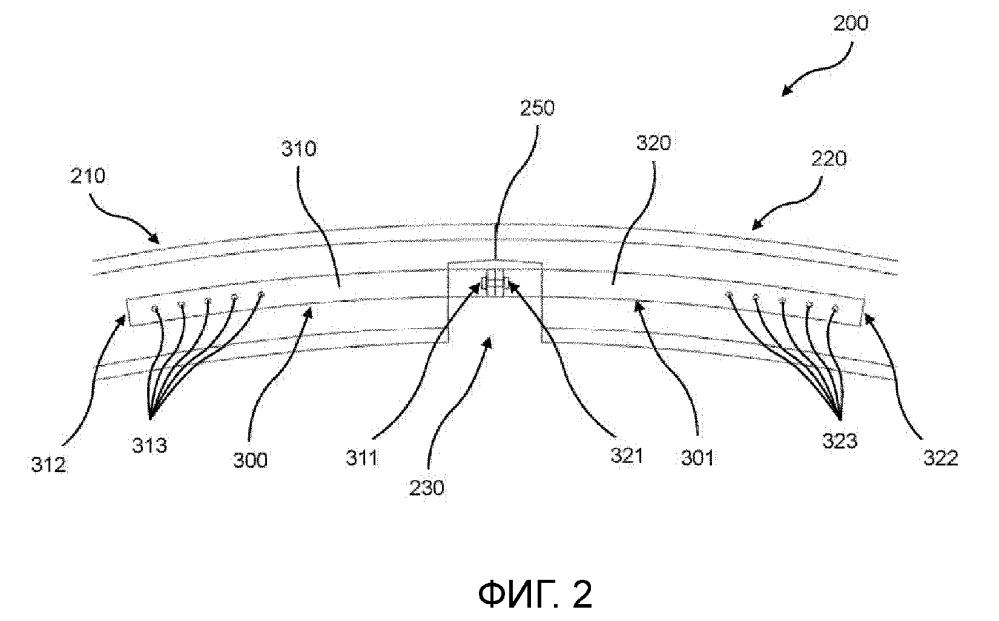Соединительное тело, кольцевой сегмент башни ветроэнергетической установки и способ соединения двух кольцевых сегментов башни ветроэнергетической установки