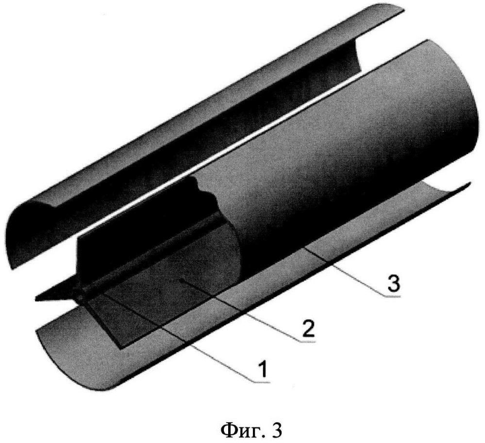 Излучатель устройства сброса низкопотенциального тепла в космическое пространство (варианты)