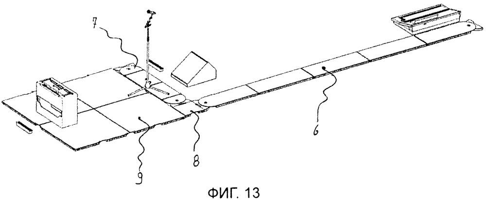 Модульная система электрического и электронного распределения на сценах
