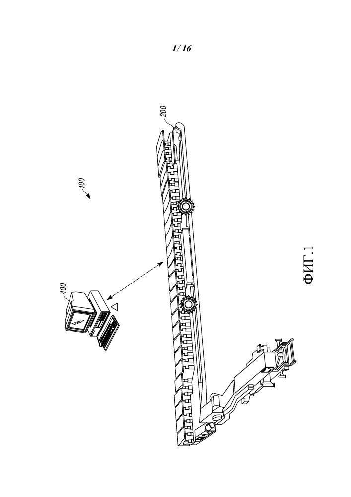 Панорамное изменение наклона в длиннозабойной врубовой системе