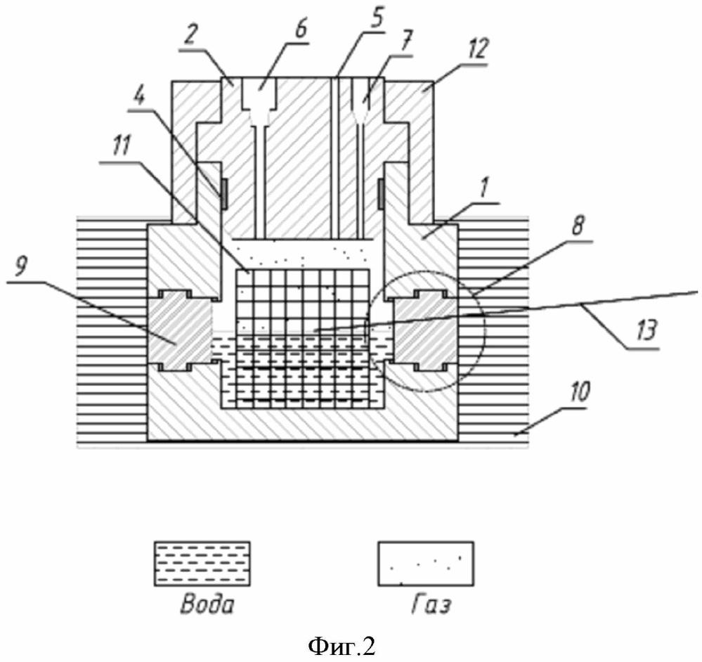 Реактор для контроля гидратообразования