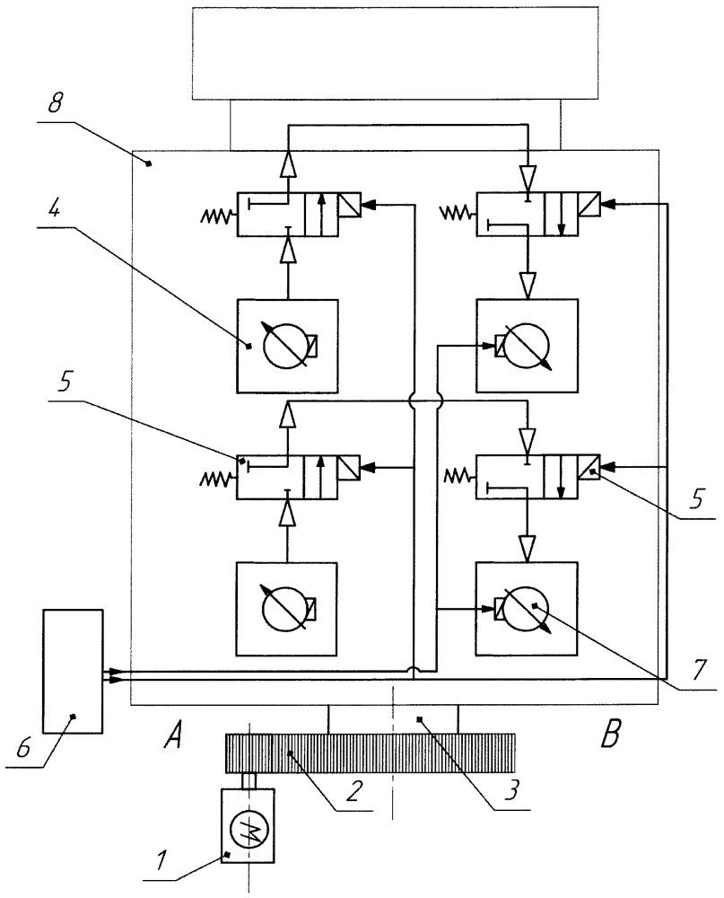 Судовой дизельный двигатель с системой для обеспечения его работы на режимах холостого хода и малых нагрузок