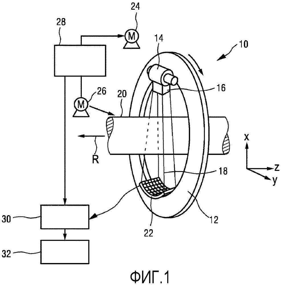 Детектор и способ для обнаружения ионизирующего излучения