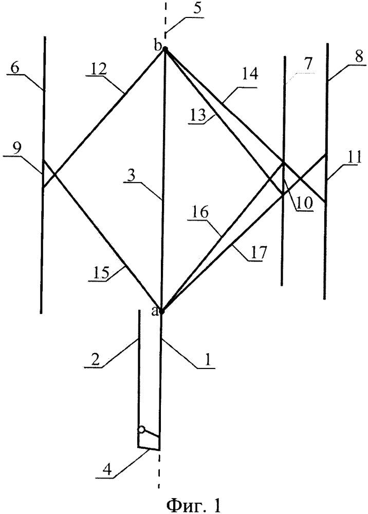 Направленная антенна вертикальной поляризации с резонаторным питанием