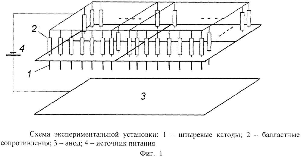 Источник неравновесной аргоновой плазмы на основе объемного тлеющего разряда атмосферного давления