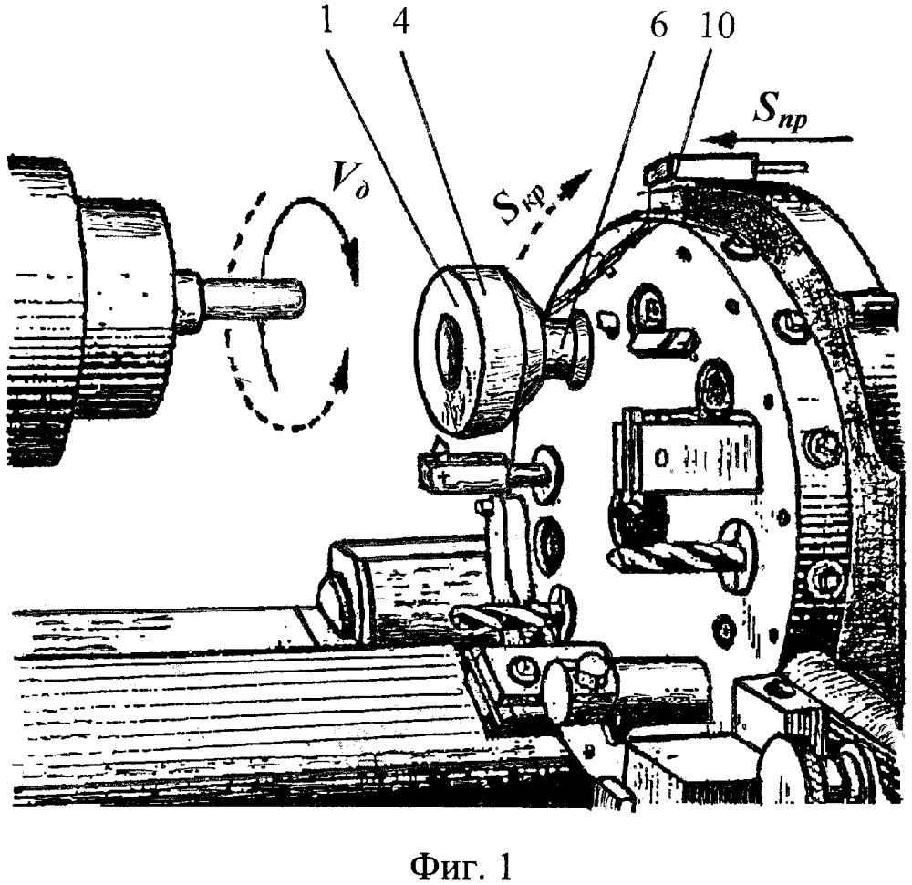 Устройство индукционного нагрева для обработки поверхностей резанием