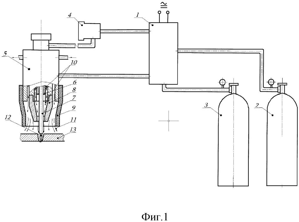 Способ сварки неплавящимся электродом в среде защитных газов