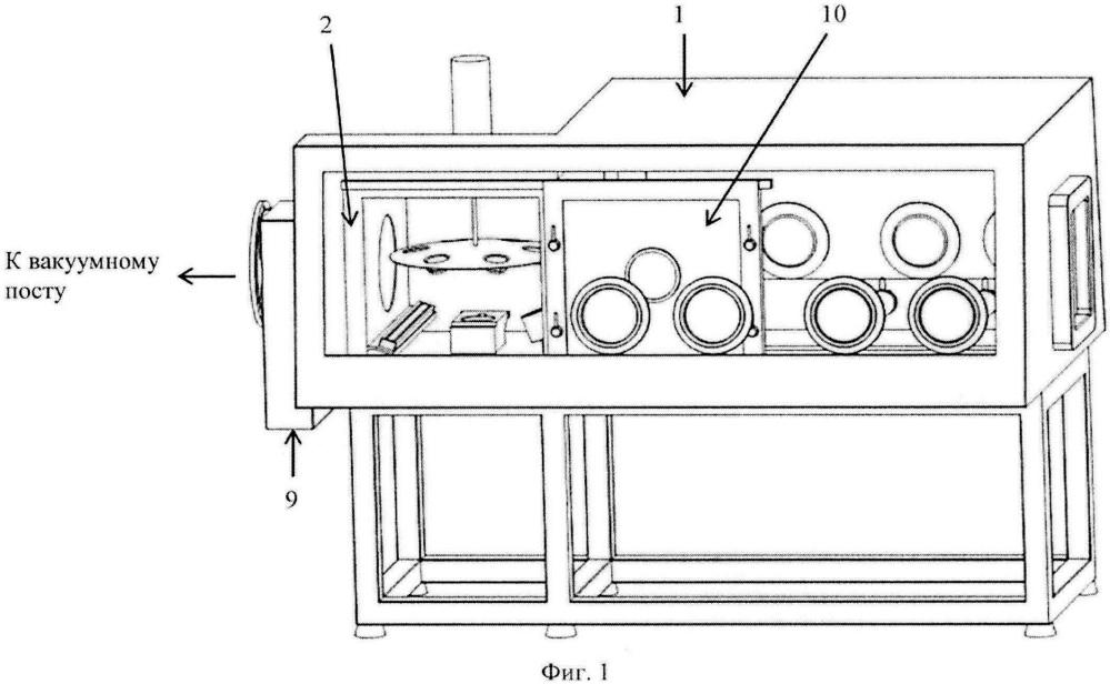 Способ нанесения покрытий на изделия из материалов, интенсивно окисляющихся в атмосфере воздуха, и установка для его реализации