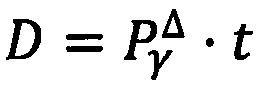 Способ определения электрических сигналов в конструкциях диэлектрик-металл при действии высокоинтенсивного импульсного ионизирующего излучения по результатам измерений на статических источниках излучения низкой интенсивности