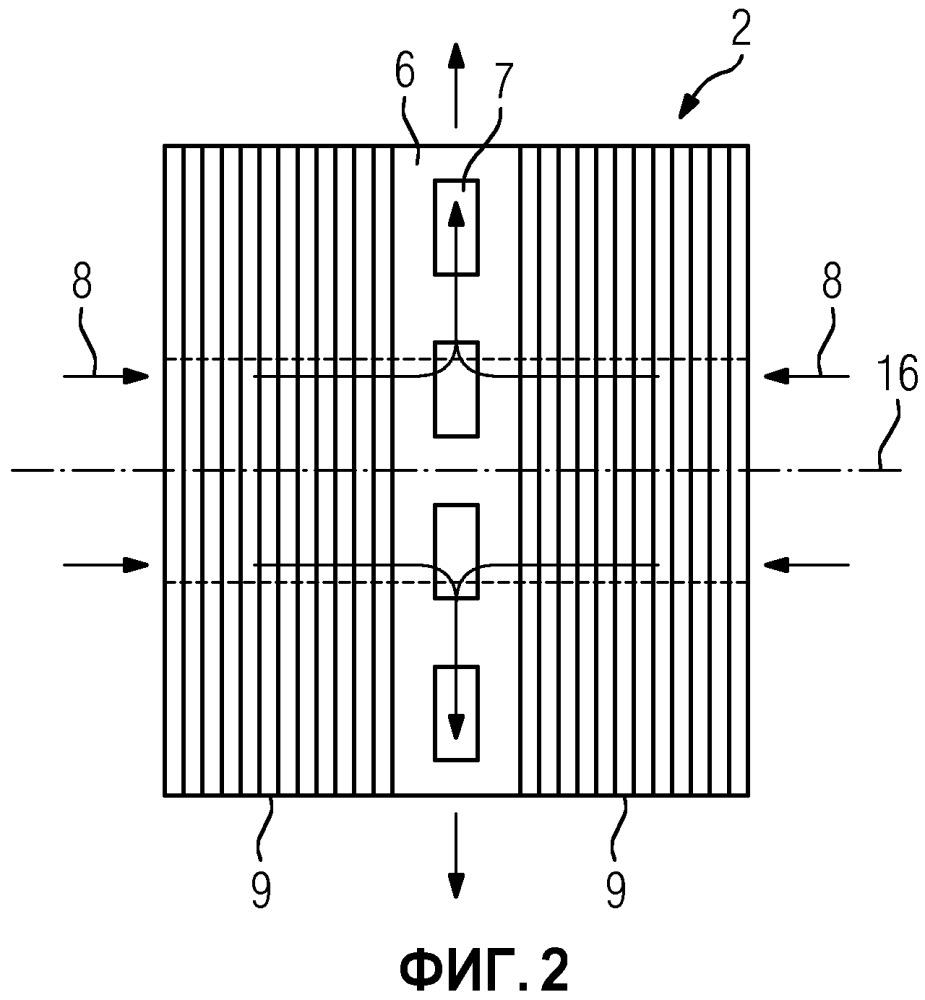 Активный магнитный подшипник и способ охлаждения активного магнитного подшипника
