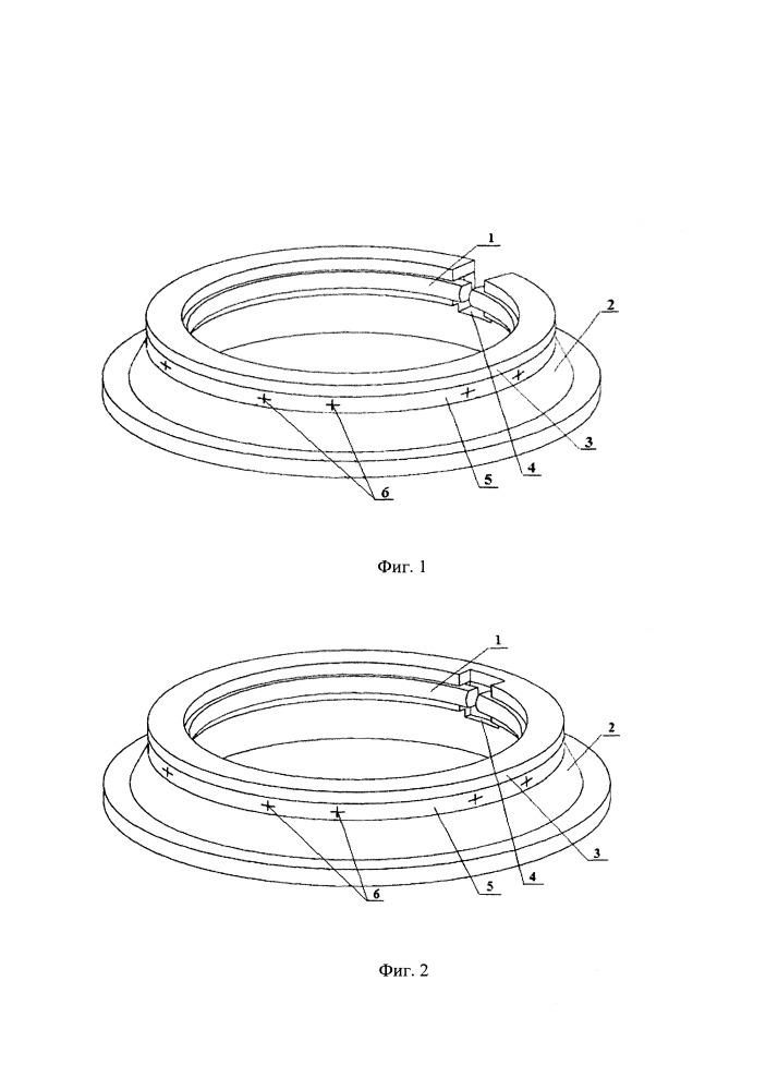 Стенд для испытания колес и осей колесных пар и способ восстановления внутреннего диаметра кольца рельсоимитатора стенда
