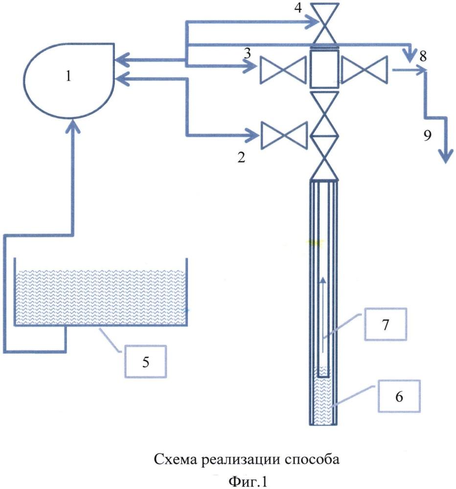 Способ эксплуатации газовой или газоконденсатной скважины с автономным насосом для подачи поверхностно-активных веществ для удаления жидкости с забоя