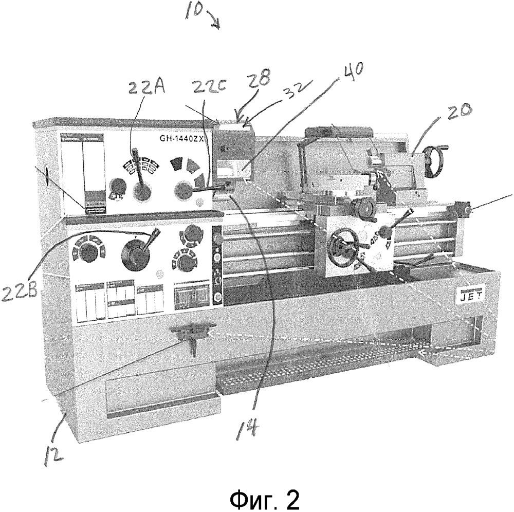 Защитное ограждение патрона для токарного станка