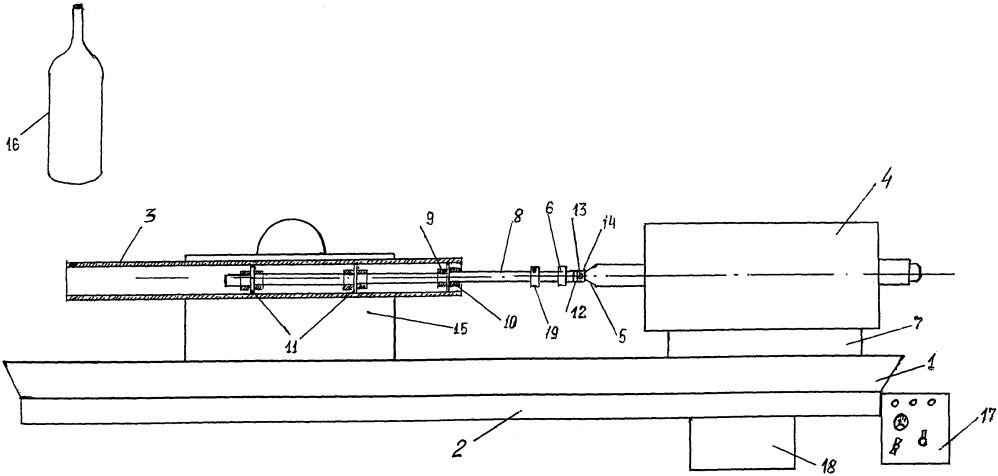 Способ очистки, восстановления и упрочнения внутренней цилиндрической поверхности нарезного ствола оружия и устройство для его осуществления