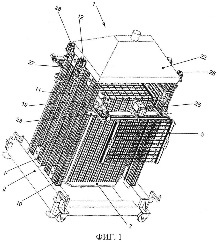 Пантографическая машина, оборудованная лезвиями и нагреваемыми режущими предварительно профилированными пуансонами и резаками для обработки панелей, в частности панелей для несъемной опалубки icf, в целом из вспененных материалов